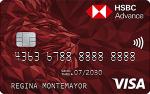 HSBC Advance Visa Credit Card
