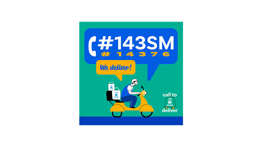 Call to Deliver Hotline of The SM Store