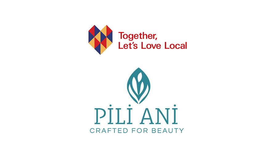 Love Local & Pili Ani logo
