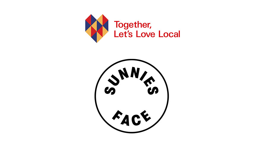 Sunnies Face logo