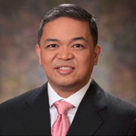 Patrick Henry Carlos; image used for HSBC Philippines Investments page