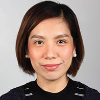 Rochelle V. Alcantara; image used for HSBC Philippines Investments page