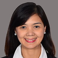 Maria Milagros Asuncion A. Garchitorena; image used for HSBC Philippines Investments page