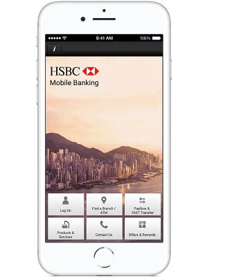 HSBC Mobile Banking App | Multiple Ways to HSBC Bank - HSBC PH